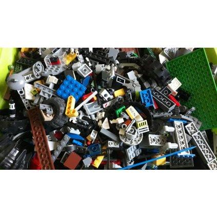LEGO Oryginalne na kilogramy, mnóstwo elementów