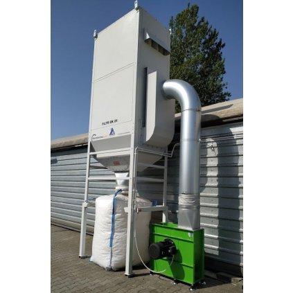 Filtr EK24/Odciąg trocin, pyłów, zewn.- producent