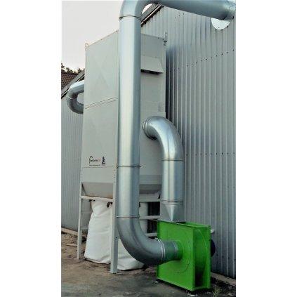 Filtr EK24/Odciąg trocin, pyłów zewn.- producent