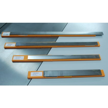 Nóż do strugarki/grubościówki HSS 18% 600x30x3