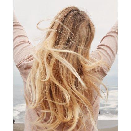 Wegańska pielęgnacja włosów