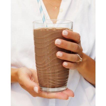 Shake proteinowy z białka roślinnego
