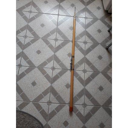 Nowa wędka o długości 3,70 m, 4 elementy