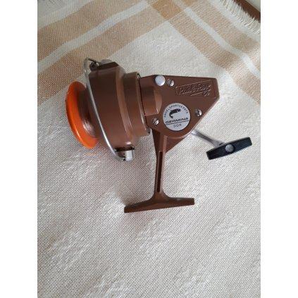 Nowy niemiecki kołowrotek spinningowy GERMINA Rile
