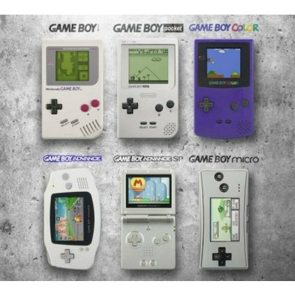 Kupię stare gry i konsole nintendo, game boy