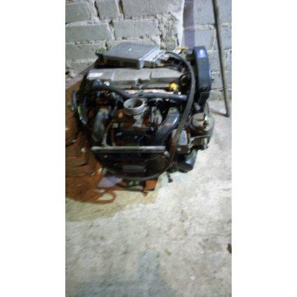 Silnik ZETEK 1,6