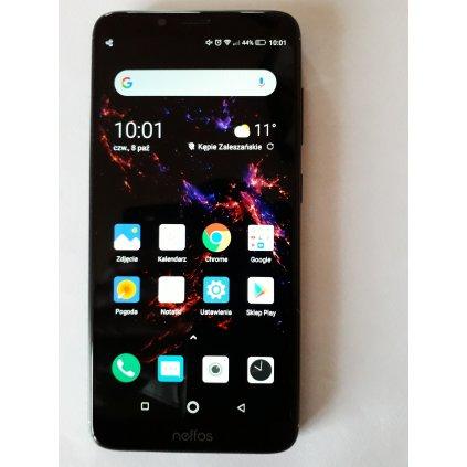 Telefon Neffos X9 na gwarancji