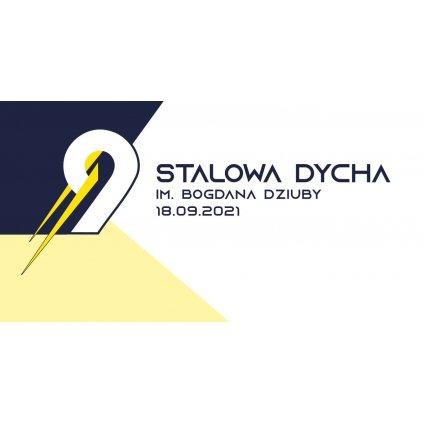 """Bieg - """"STALOWA DYCHA im. Bogdana Dziuby"""""""