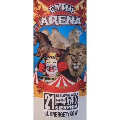 Cyrk Arena