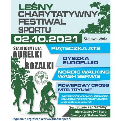 IV Leśny Charytatywny Festiwal Sportu 2021