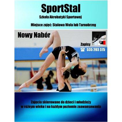 Akrobatyka SportStal Nowy Nabór