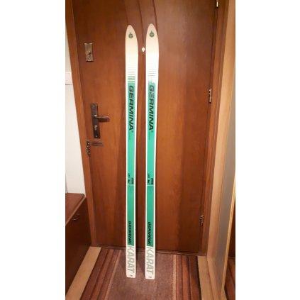 Nowe niemieckie narty Germina 170 cm