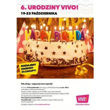 6. urodziny VIVO! Stalowa Wola