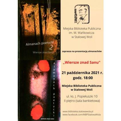 Spotkanie poetów wytrawnych i debiutantów w MBP Stalowa Wola