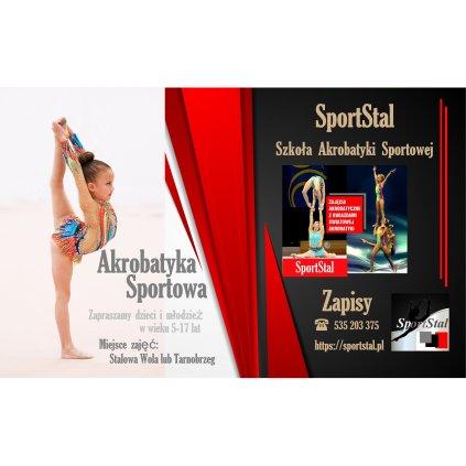 Akrobatyka SportStal Zapisy do Grup