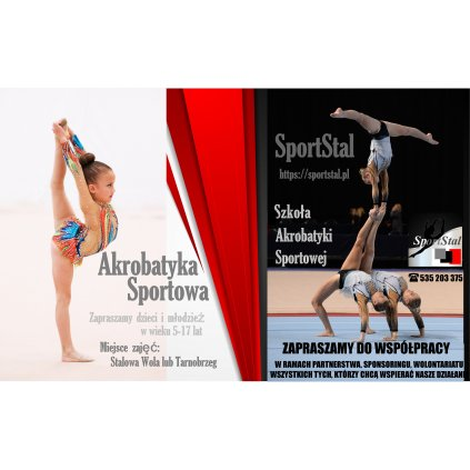 Dla Sponsorów / Wolontariat / SportStal zaprasza do współpracy