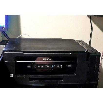 Sprzedam urządzenie wielofunkcyjne Epson L3050 wraz z tuszami.
