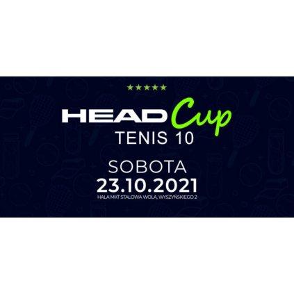 Tenis - Turniej HeadCup - HALA MKT Stalowa Wola
