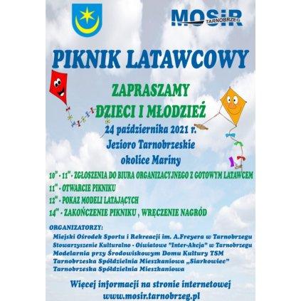 Piknik Latawcowy - Jezioro Tarnobrzeskie